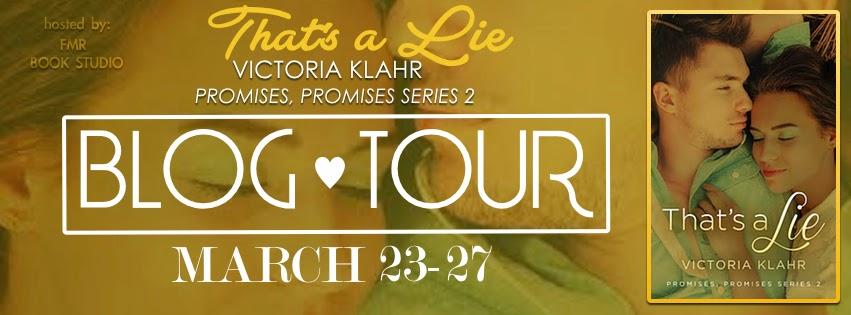 THAT'S A LIE Blog Tour & Giveaway