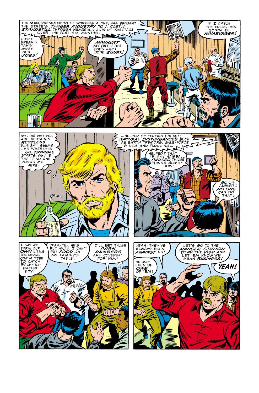 Captain America (1968) Issue #336 #265 - English 4