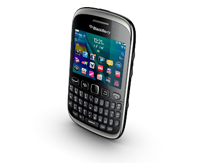 The BlackBerry Curve 9320