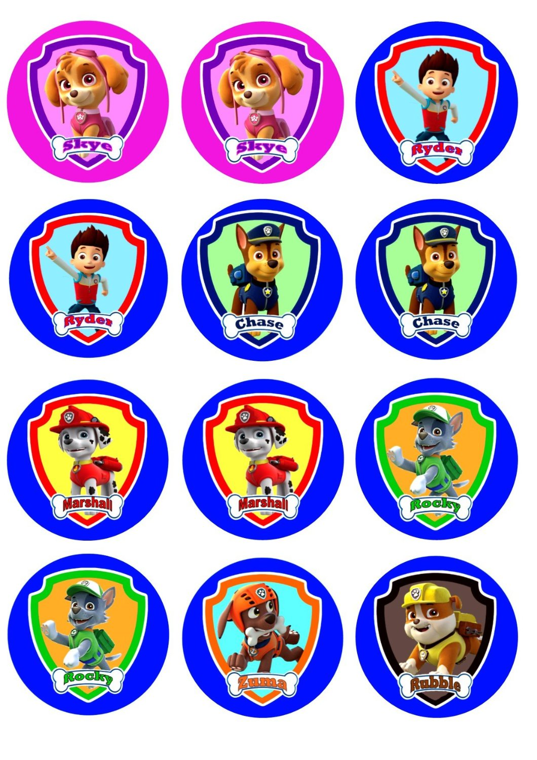 Paw Patrol Free Printable Kit  Oh My Fiesta! In English. Profit And Loss Excel Template. Soap Progress Notes Template. Paw Patrol Digital Invitations. Free Blank Bookmark Template. Excel Employee Schedule Template. California Birth Certificate Template. Post Graduate Diploma In Actuarial Science. Graduation Program Design