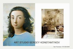 Art studio Sergey Konstantinov