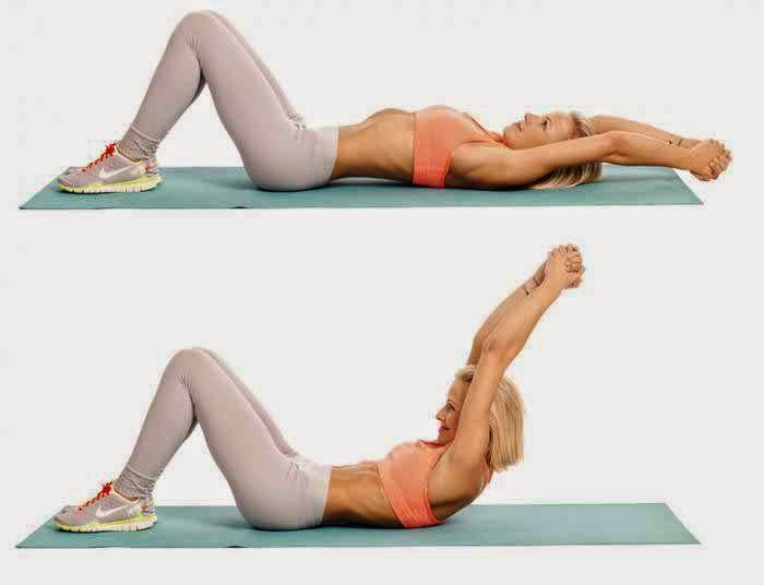 The Long-arm Crunch