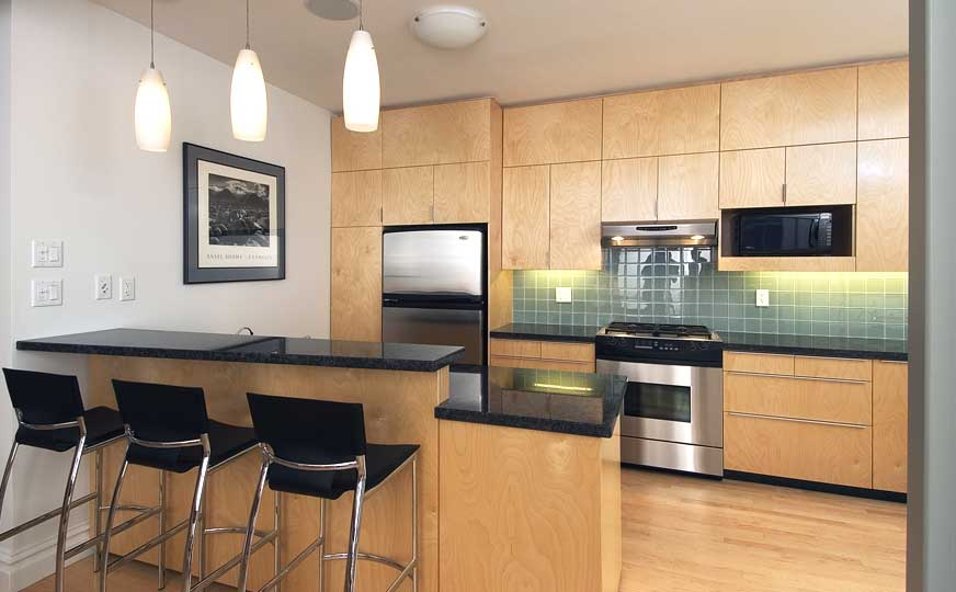 Interior Design Apartment Kitchen