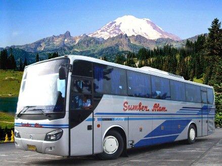 travel slideshows on the po sumber shantika bus link po