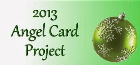 Volunteer for the Angel card Project!