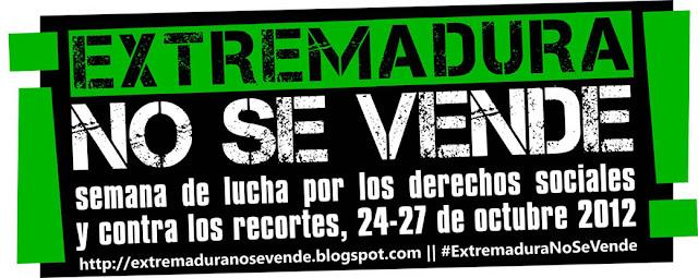 Extremadura No Se Vende