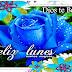 FELIZ LUNES - Que tengas un día lleno de paz, amor y muchas bendiciones.