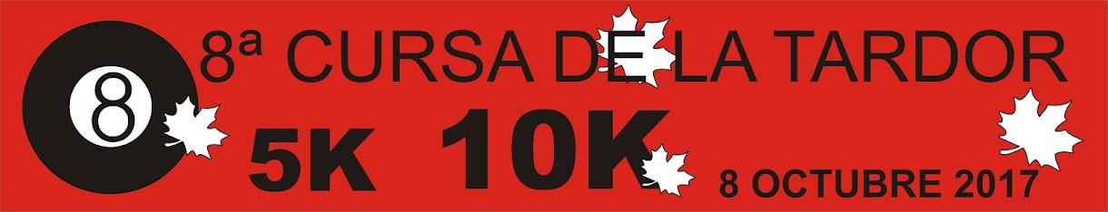 8ª CURSA DE LA TARDOR - 10K y 5K