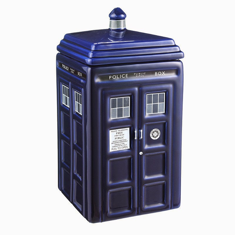Blogtor who lakeland doctor who sale - Tardis cookie jar ...