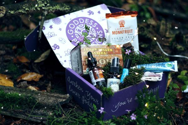 I love this box! Check Out Goddess Provisions