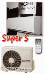 Pagina climatizzatori Hitachi
