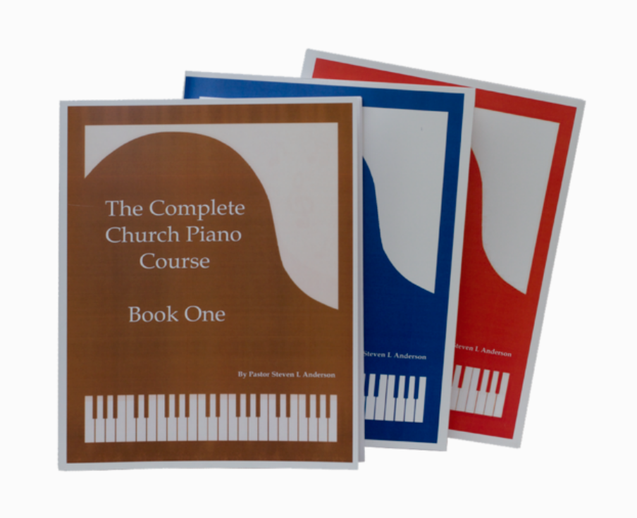 Complete Church Piano Course