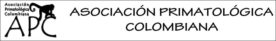 ASOCIACIÓN PRIMATOLÓGICA COLOMBIANA