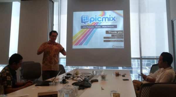 PicMix, Aplikasi Karya Anak Bangsa yang Mendunia