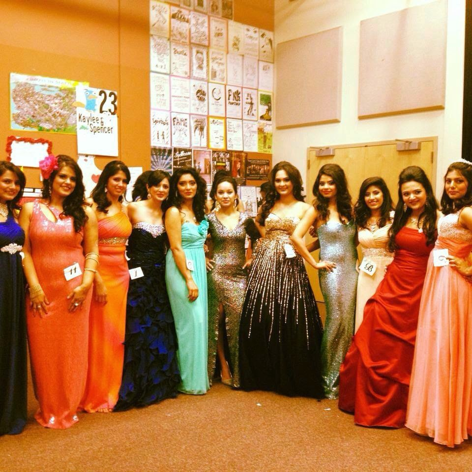 behind the scenes, mrs. beauty pageant, married ladies on the ramp, indian fashion show, indian beauties in western wear