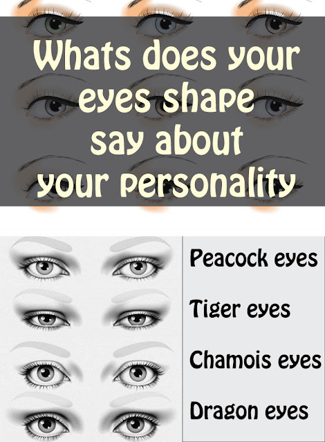 whats does your eye shape say about your personality top health