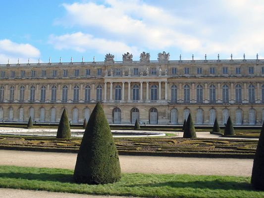Castles On Line  Pictures Of Castle Of Versailles