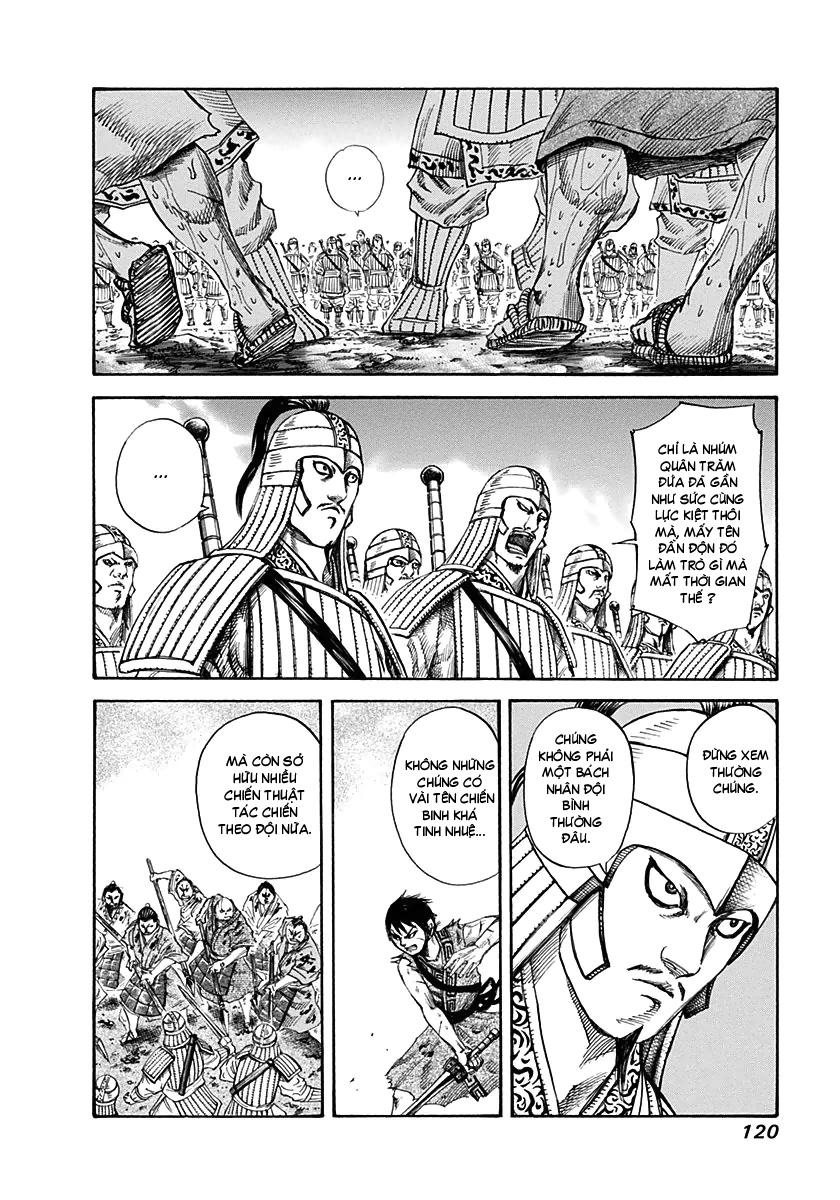 Kingdom - Vương Giả Thiên Hạ Chapter 125 page 5 - IZTruyenTranh.com