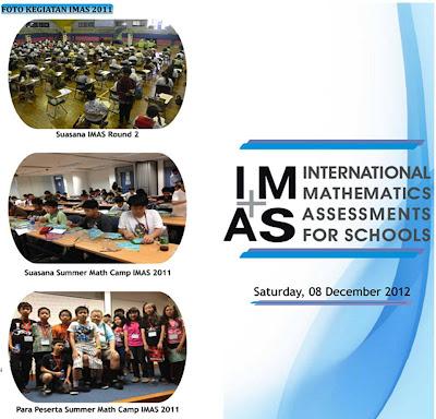 International Assessments For Schools Imas Sd Muhammadiyah 7 Bandung