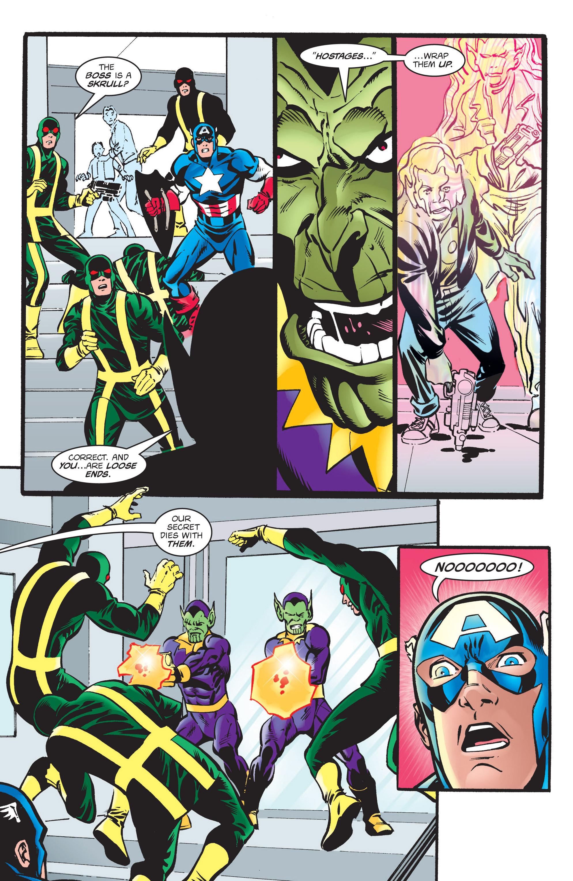 Captain America (1998) Issue #5 #8 - English 17
