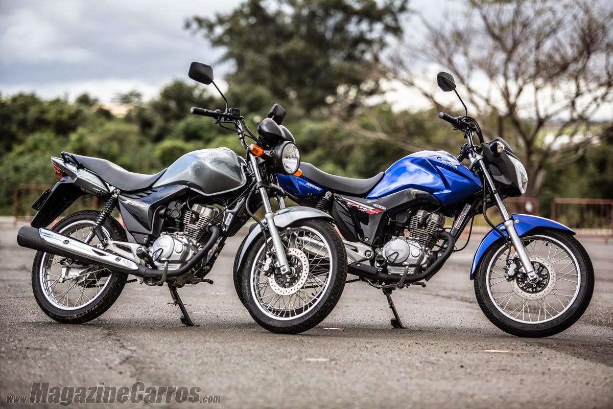 Galeria de fotos da nova Titan 150 Ex 2014 Flex