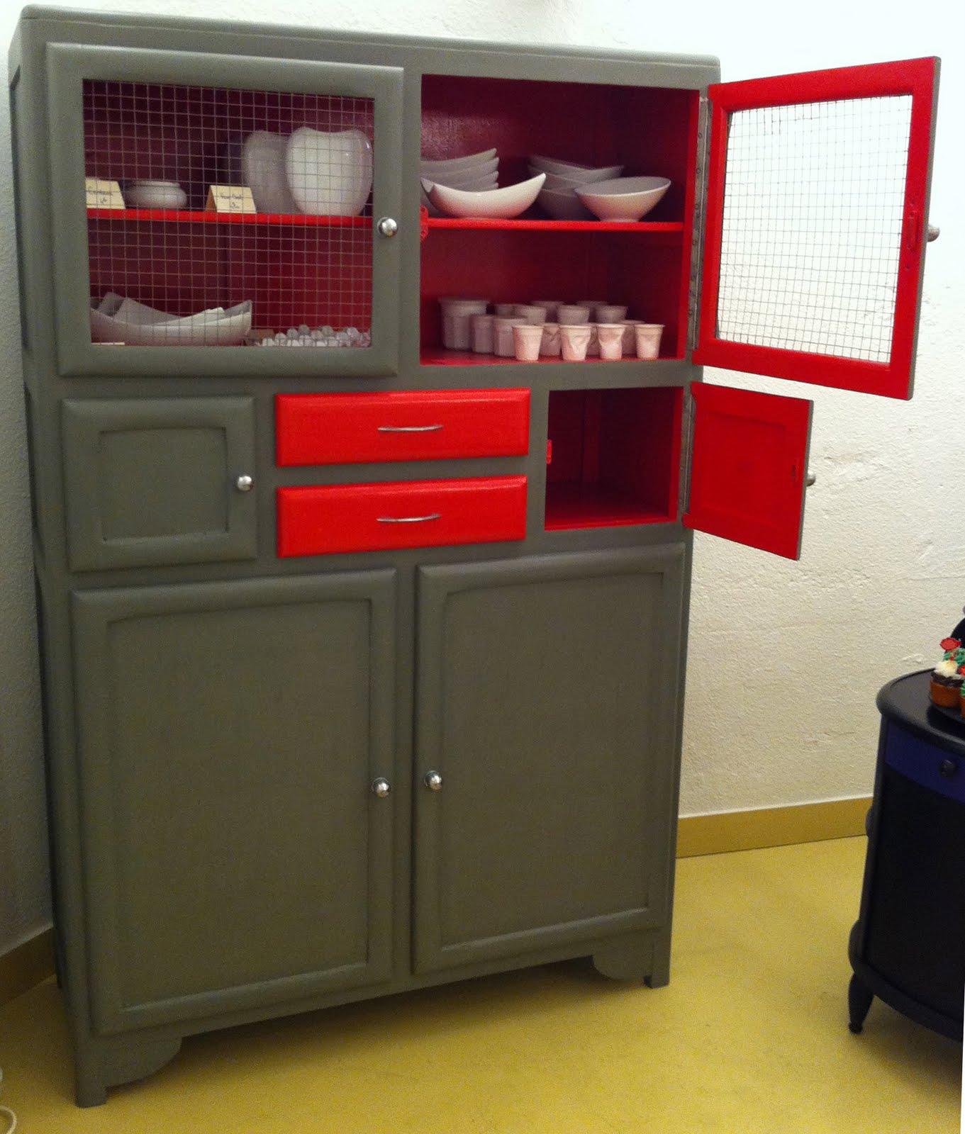 Le boudoir de mag meuble de cuisine ann es 50 for Table de cuisine des annees 50