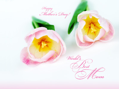 Free Download Mother's Day PowerPoint Cover Slide 8
