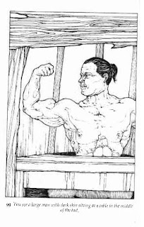 Strong(ish) man