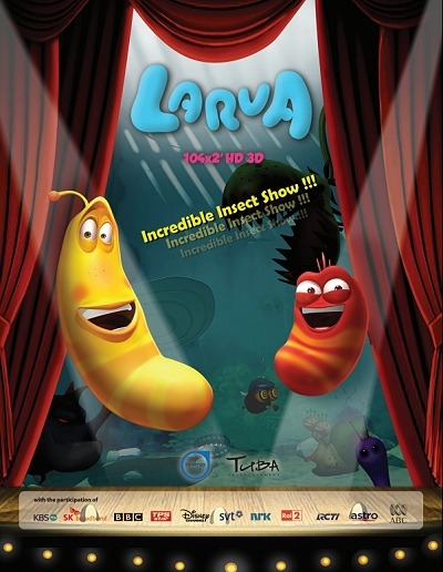 Xem phim Larva - 2 Ấu Trùng Tinh Nghịch Phần 2 2013