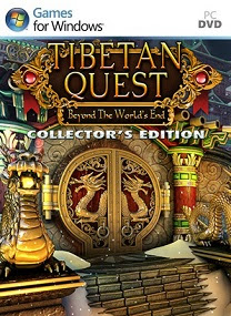 Tibetan Quest Beyond the Worlds End Collectors Edition-ASG Terbaru 2015 cover
