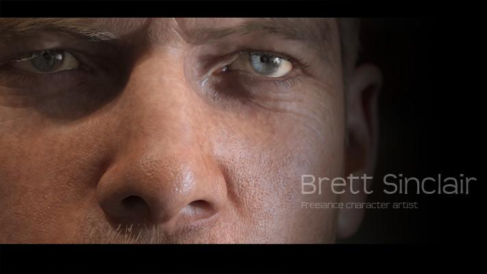 Brett Sinclair