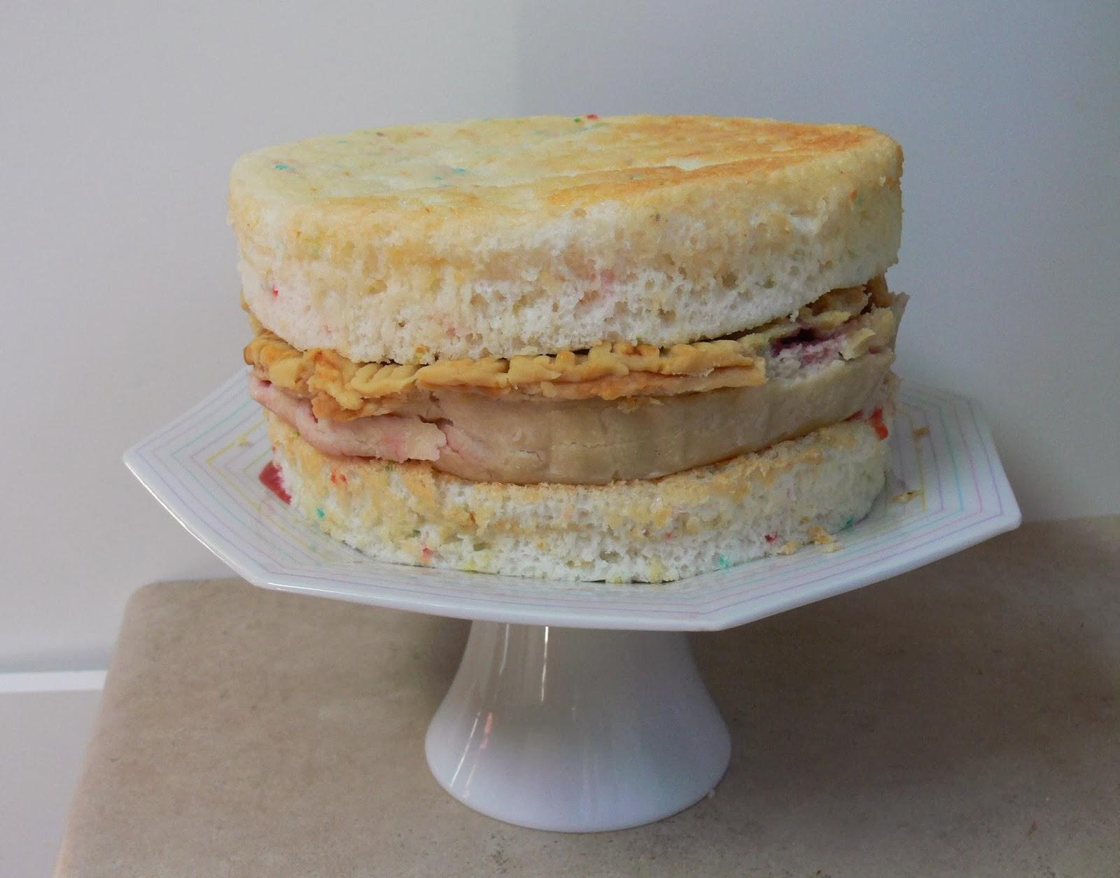 Angel Food Cake Piecaken