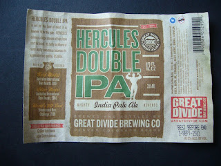 Hercules double IPA