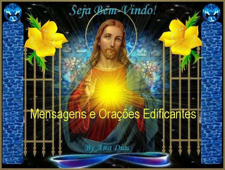 MENSAGENS E ORAÇÕES EDIFICANTES