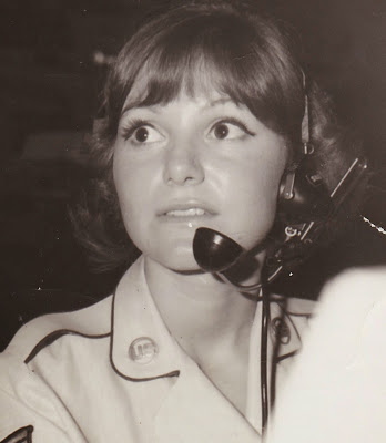 In 1969 USAF decided to let women return to the air traffic control field