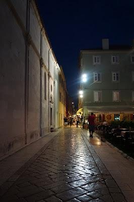 Café Chic&Choc Zadar Chorwacja podróże