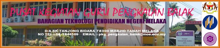 Pusat Kegiatan Guru Pengkalan Balak, Melaka