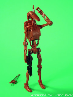 Battle Droid (2013 Legacy Collection Droid Factory)