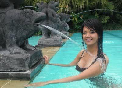 Artis hot Indonesia #4 Magdalena