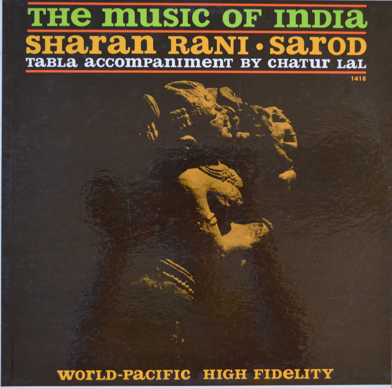 Ali Akbar Khan And Chatur Lal Accompanied By Shirish Gor Music Of India Morning And Evening Ragas