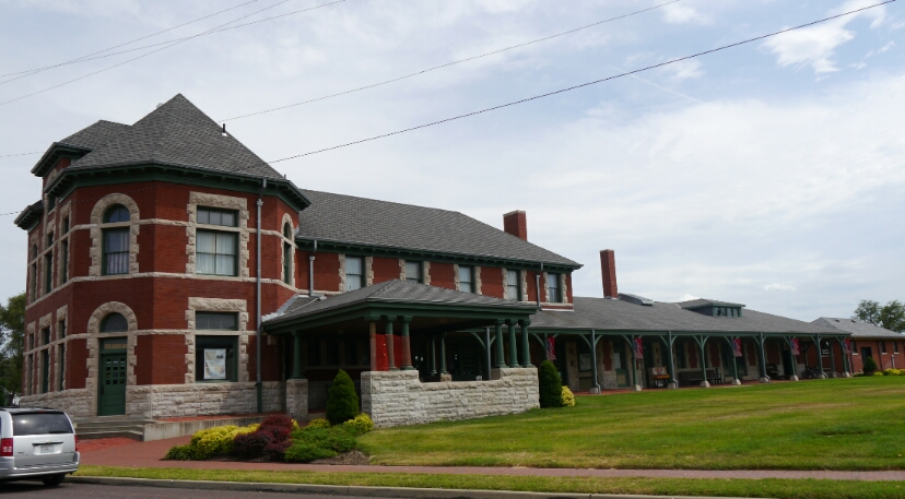 Sedalia depot