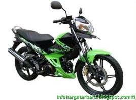 Harga Kawasaki Athlete 125cc Spesifikasi 2012