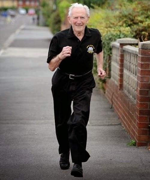 Các bài tập thể dục cho người già
