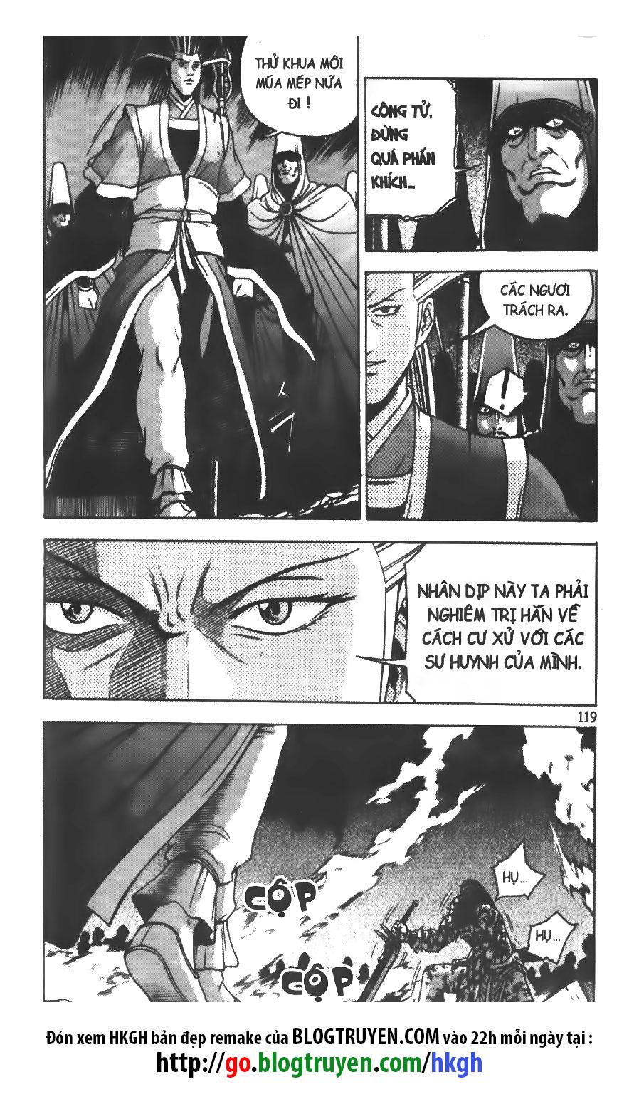 Hiệp Khách Giang Hồ chap 219 Trang 6 - Mangak.info