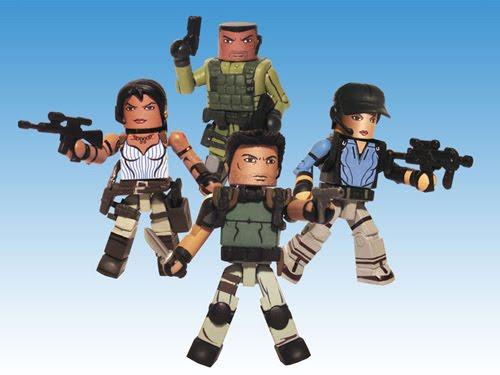 Resident Evil 5 Minimates