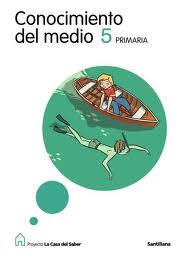 Libro digital de Conocimiento del Medio. Temas del 8 al 15