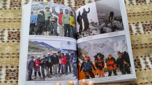"""AKYAT!"" A Filipino's Journey to the Seven Summits"