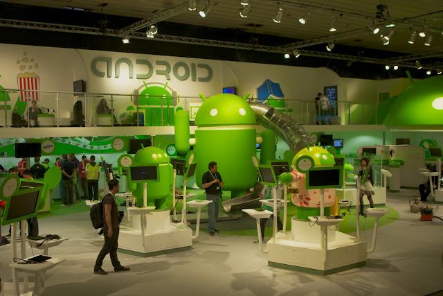 Google no tendrá un stand en el MWC 2013