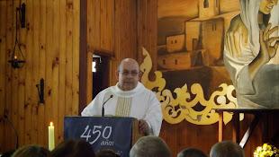 Damos la bienvenida al Padre José Teodoro Cartes Gómez como nuestro nuevo Párroco