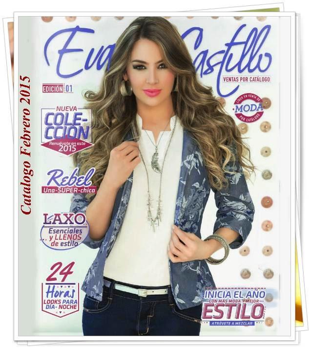 Catalogo Eva Castillo Febrero 2015